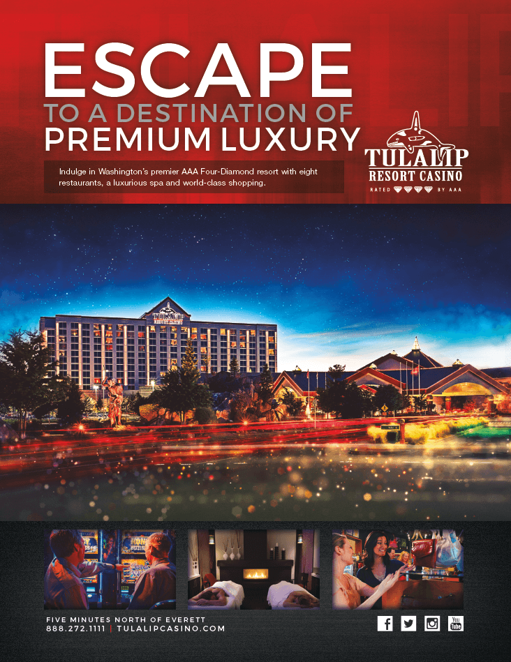 Tulalip resort&casino buffet