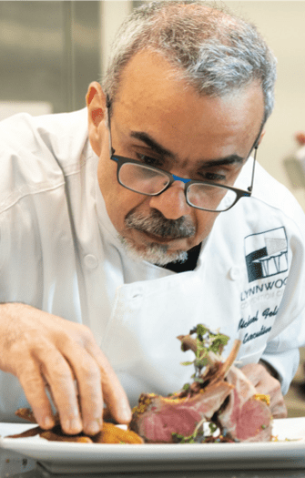 Seasoned Executive Chef adds creativity and expertise to success of Lynnwood Convention Center