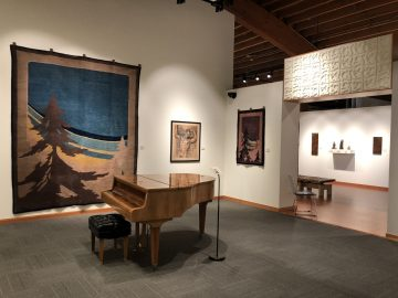 Cascadia Art Museum, exclusively Northwest