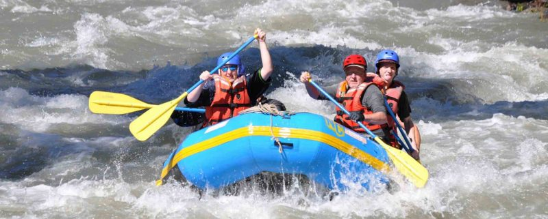 Snohomish and Puget Sound Water Sports - white water rafting
