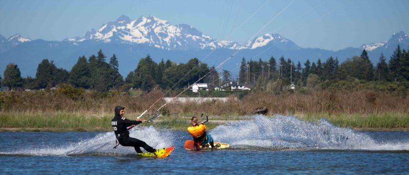 Puget Sound Water Sports - Kite surfing