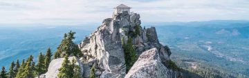 Best Seat in the House<br><small>Mount Pilchuck Summit</small>