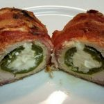 Sarah-Made Bacon Jalapeno Poppers