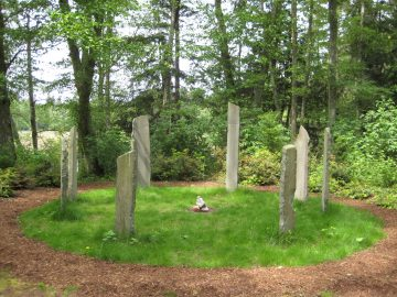 Michael Stadler-Earth Sanctuary Fen Stone Circle