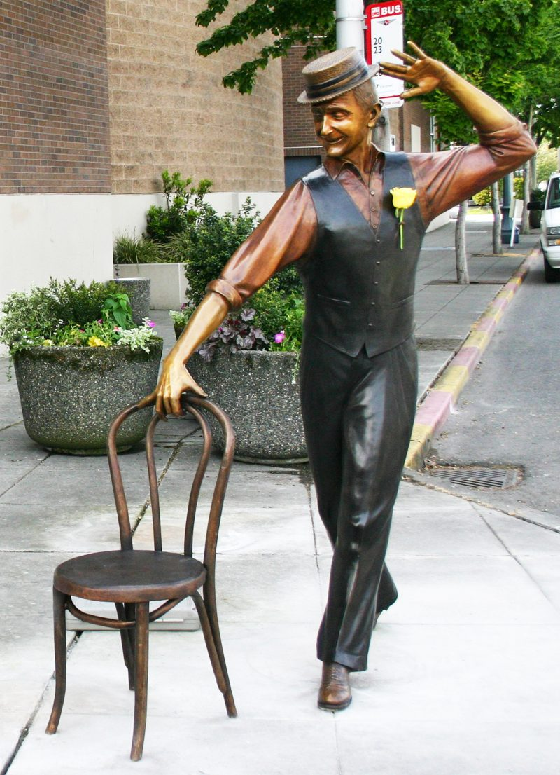 """""""Simple Song"""" art sculpture by Kevin Pettelle"""