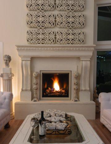 Gather Around the Fireplace