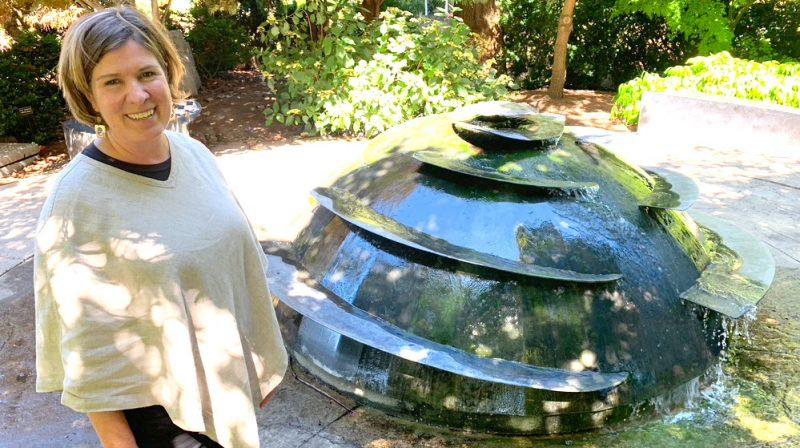 Evergreen Arboretum and Gardens Sculpture Park