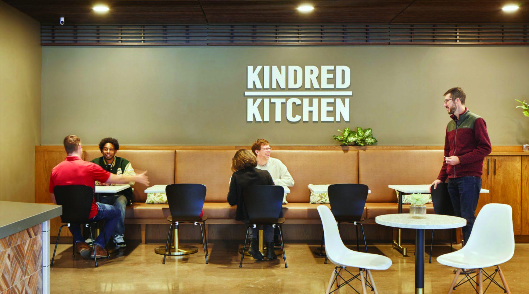 HopeWorks Station's Kindred Kitchen