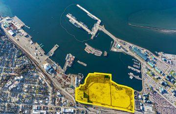 Game Changer for the Port of Everett