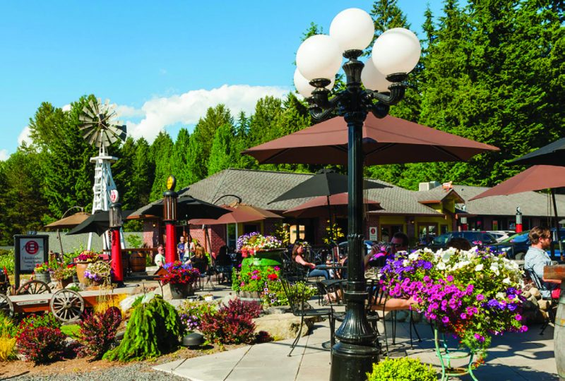 Woodinville Wine Country
