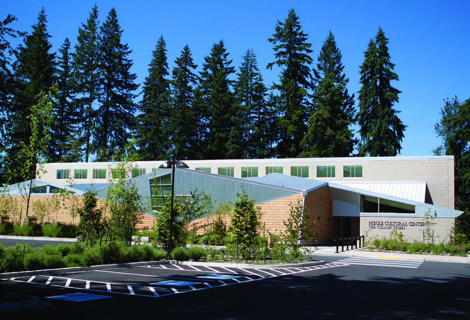 Hibulb Cultural Center Building