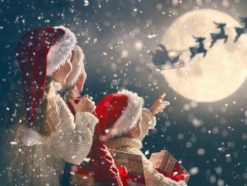 Christmas Santa Photos