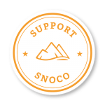 Support Snohomish County Logo