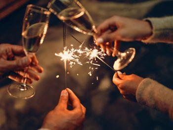 Toasting to a new year at Welcome Magazine Snohomish