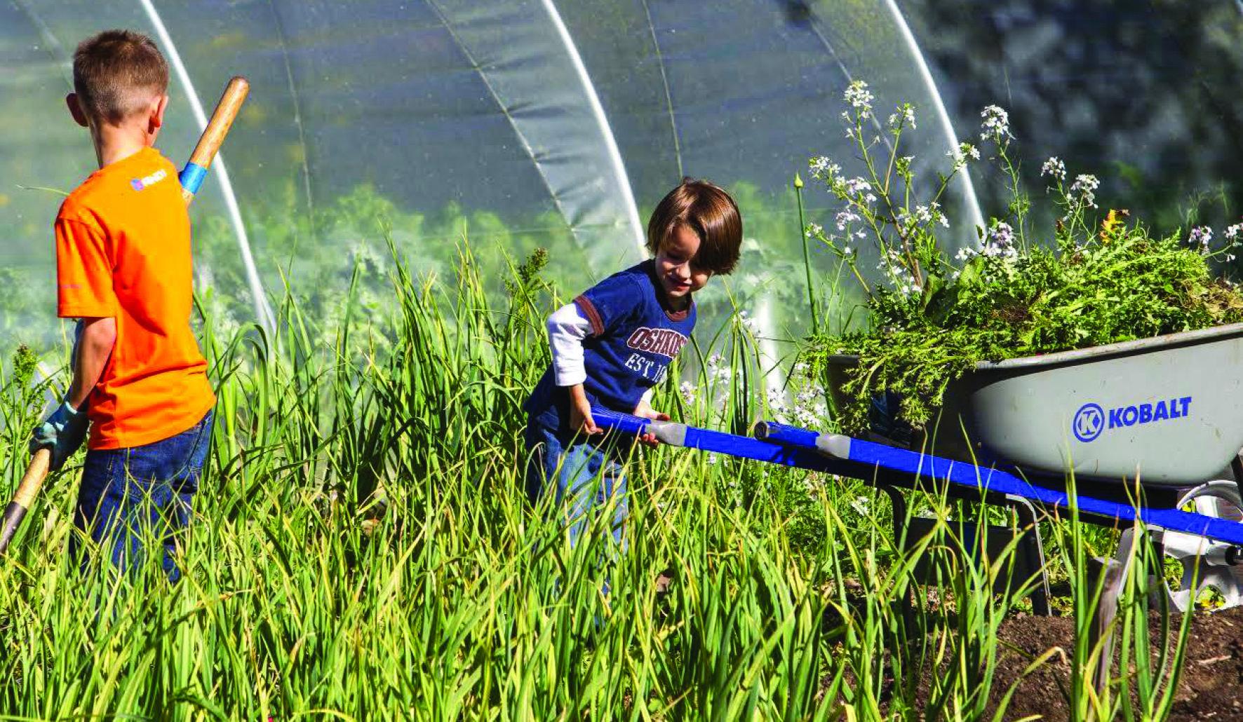 best ambassadors for eco-friendly gardening