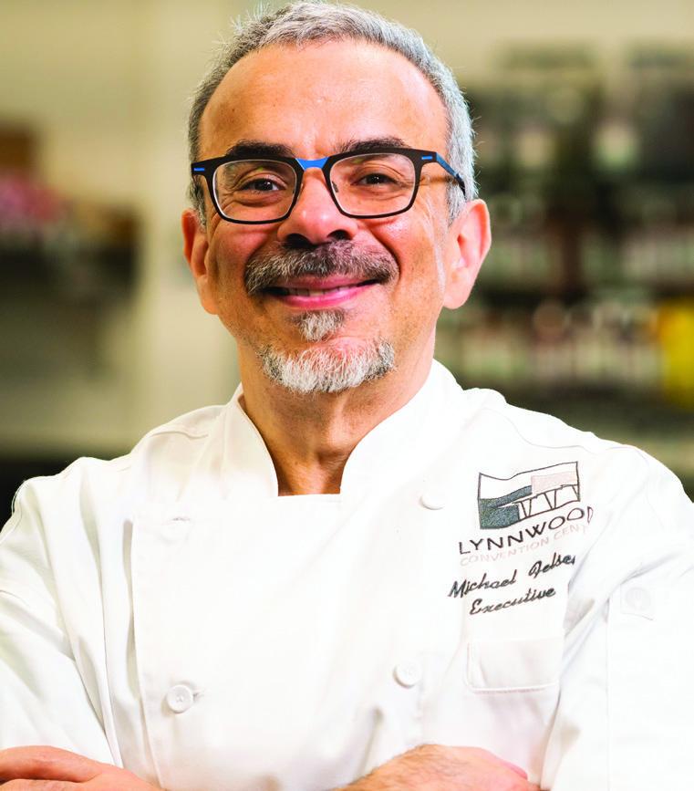 Lynnwood Convention Center Chef Michael Felsenstein