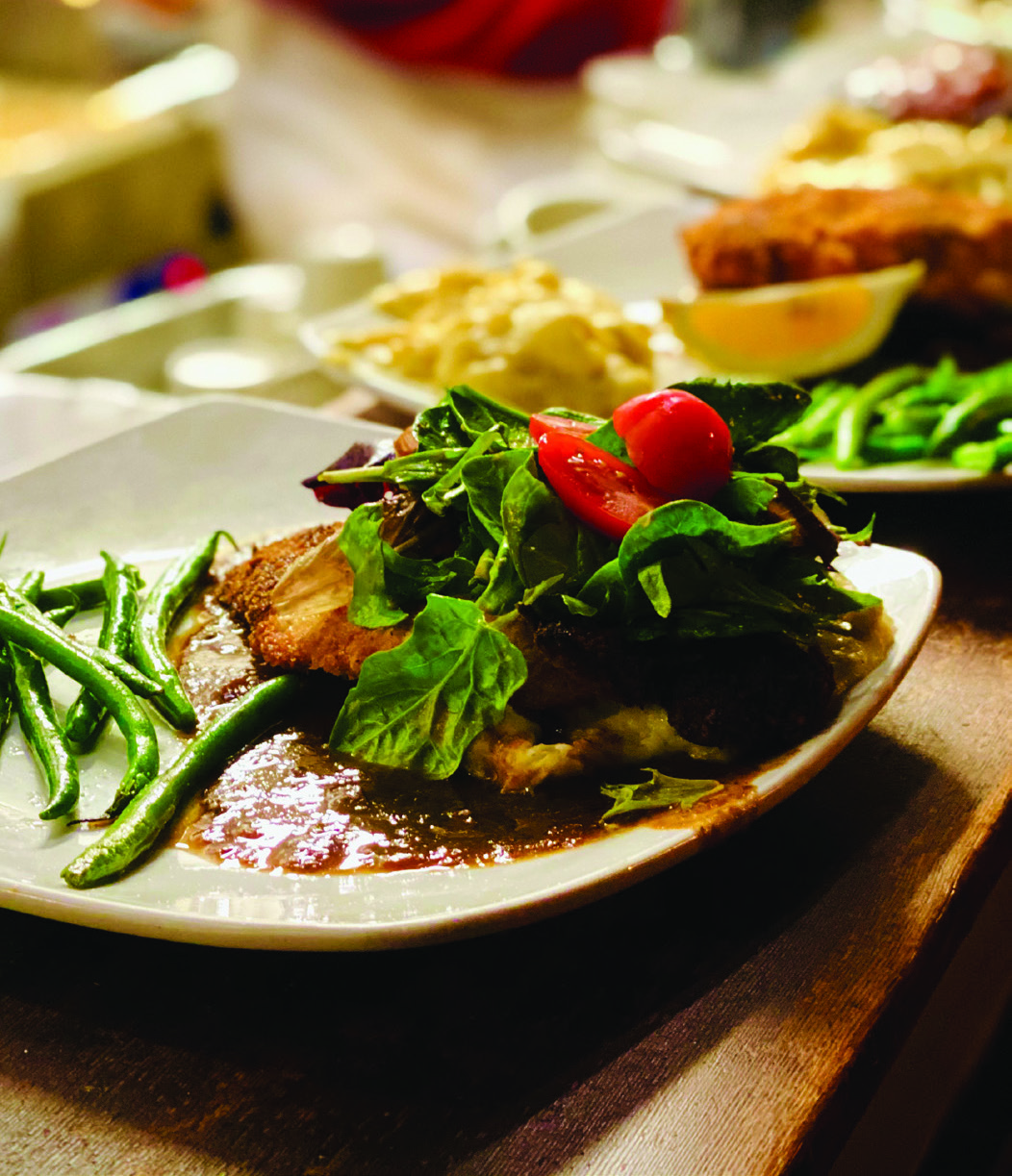 vegetables shine in the Farm to Table meals