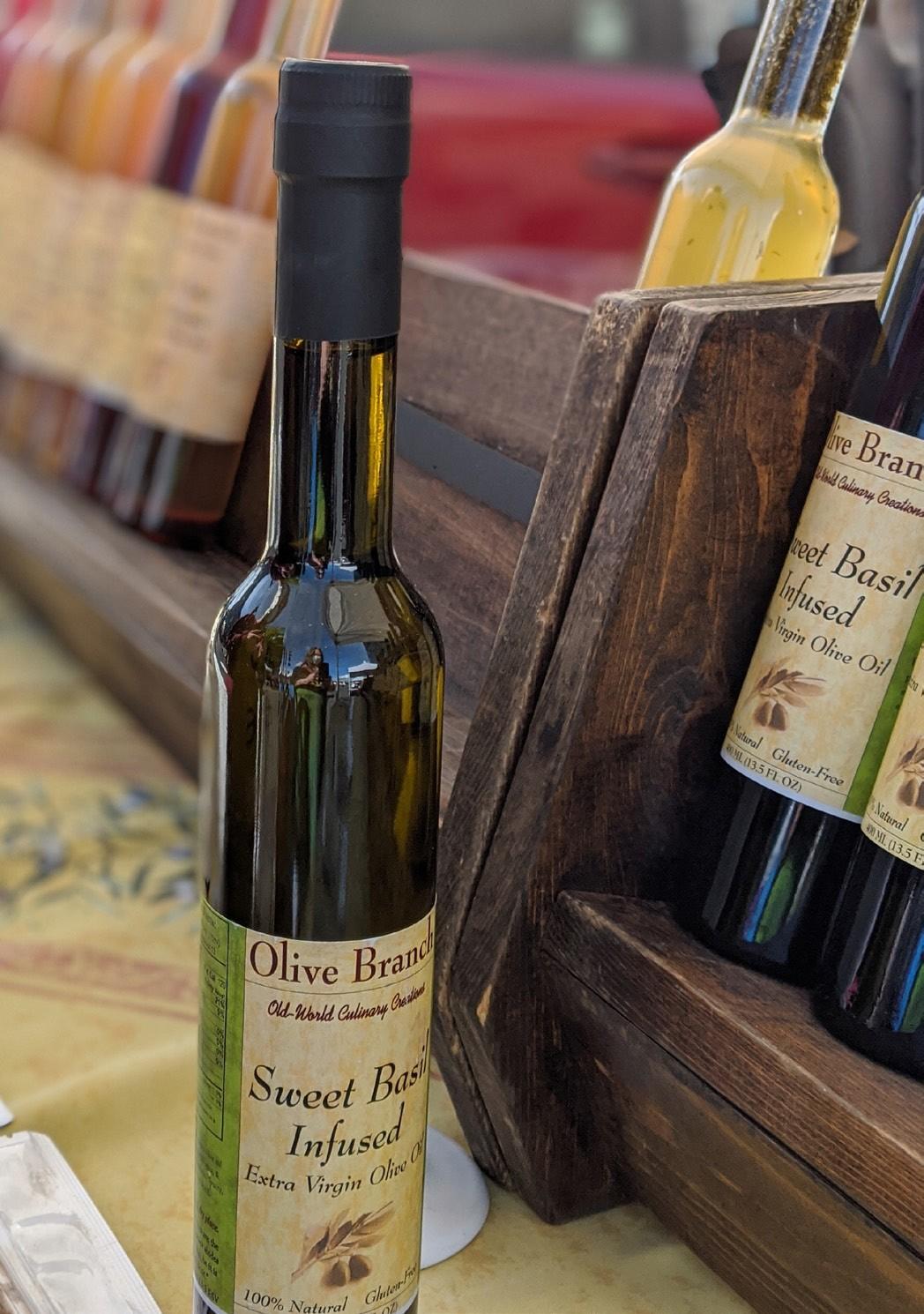 Olive Branch LLC, a Taste of Eden