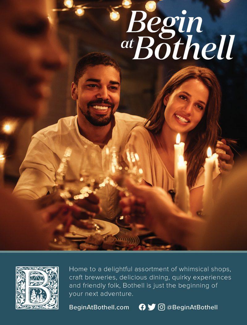 begin at bothell tourism